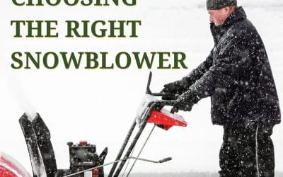 6 Tips to Choosing the Right Snowblower