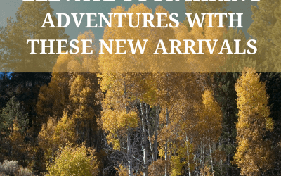 Elevate Your Hiking Adventures With These New Arrivals