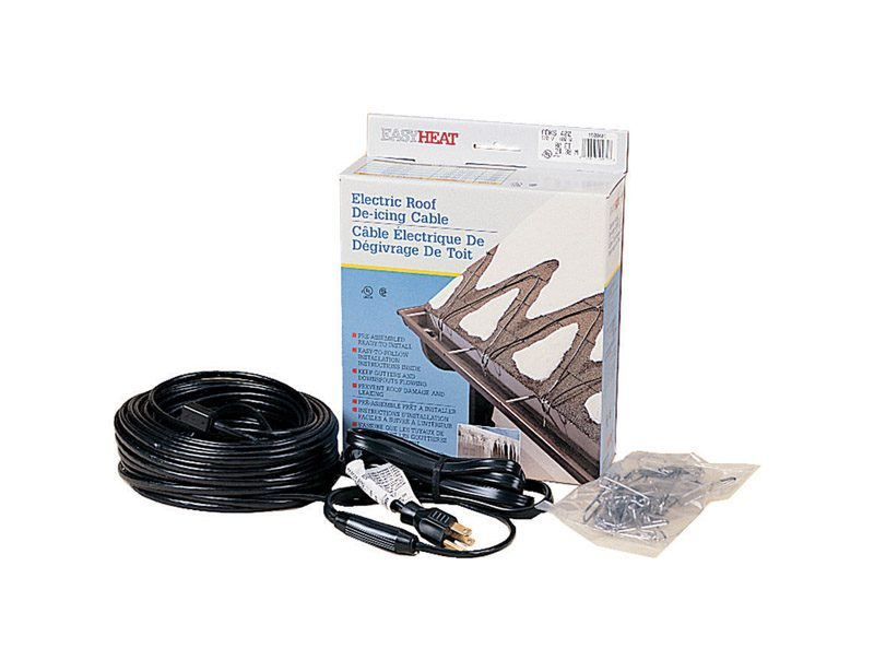 EasyHeat ADKS Cables for Frozen Pipes