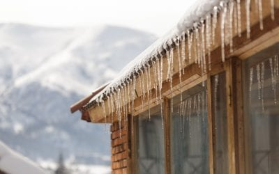 Tips To Avoid Frozen Pipes, Gutters and Roofs This Winter