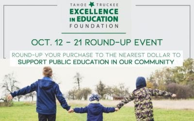 Join Us For the Round-up Event & Make A Difference in Education